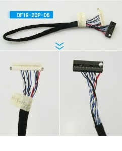 lvds cable for lcd monitor