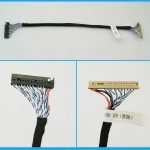 LED TV LVDS CABLE