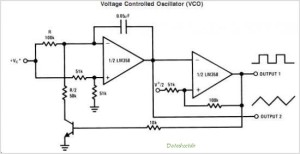 application LM2904-circuits