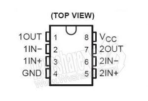 LM 2904 N, LM358 N, LM 258-N, LM158-N Datasheet PDF Free