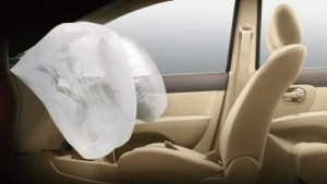 All new grand livina dual airbag safety