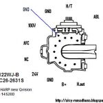 Persamaan dan data pin flyback tv sharp BSC 26-263 dan BSC 25-0216 F