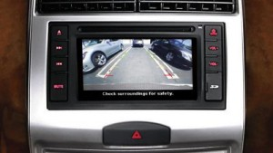 Rearcamera safety for back of car