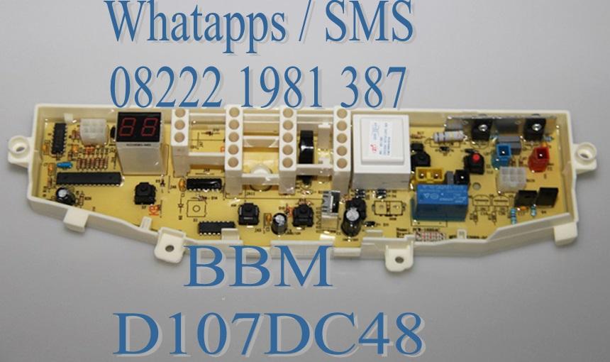 modul mesin cuci samsung wa75b5 ym4888 -05