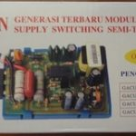 Power Supply Switching (gacun) oscilator