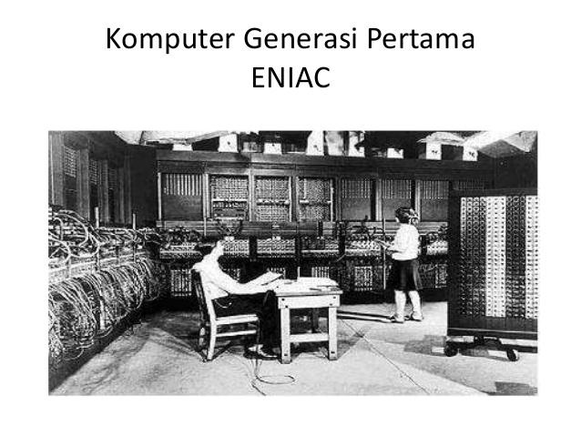gamba komputer generasi pertama