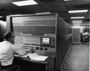 gambar komputer generasi kedua