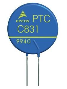 gambar resistor jenis thermistor PTC