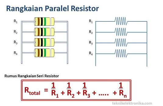 gambar rumus resistor paralel
