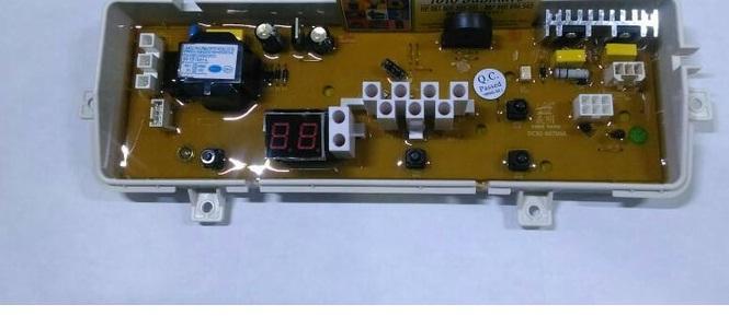 modul pcb mesin cuci samsung WA70M4