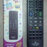 remote tv sharp universal chung he