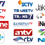 Frekuensi Satelit >> Channel Trans Tv Trans7 Antv SCTV  Net Tv  2018 Terbaru