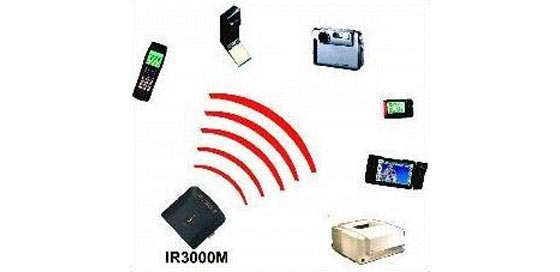 wireless infra merah