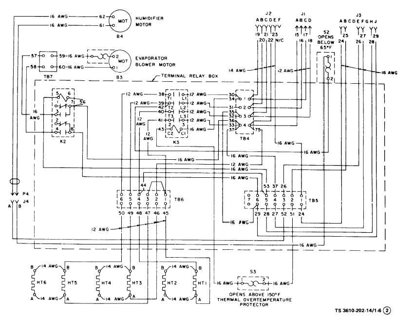 Blok Hvac Unit Diagram Unit System